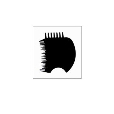 Mad Men Hair Fiber Comb