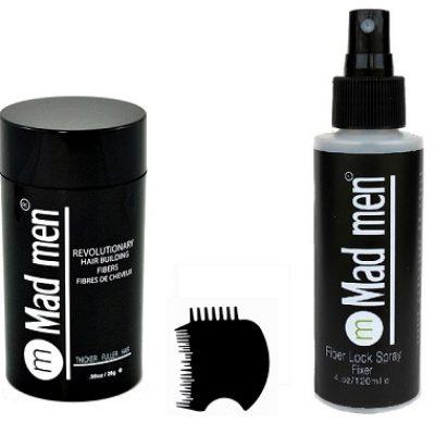 Mad Men® Hair Building Fibers Starter Kit
